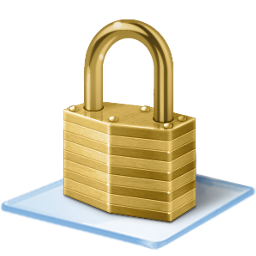 Windows 7 security icon