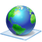 Windows 7 earth icon