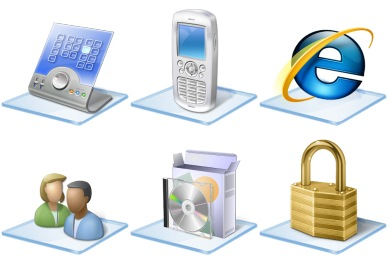 Windows 7 Icons