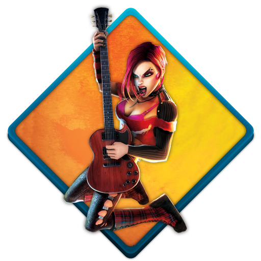 Guitar hero 3 a icon