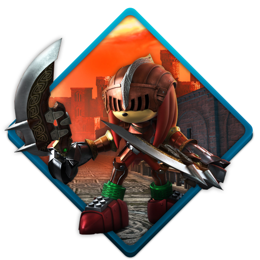 Sonic-black-knight icon