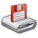 Hardware Floppy Drive icon