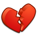 Misc-Heart-broken icon