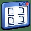 Windows View Icon icon