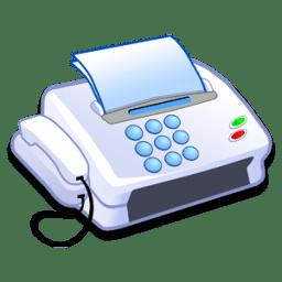 Hardware Fax icon