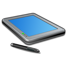 Hardware Tablet PC icon