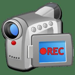 Hardware Video Camera record icon