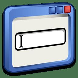 Windows Run icon