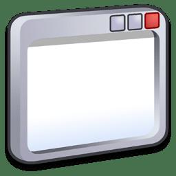 Windows Silver icon