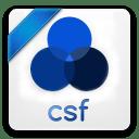 Csf icon