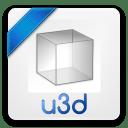 U3d icon