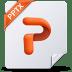 Pptx-mac icon