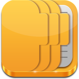 Folder Data Icon I Iconset Treetog Artwork