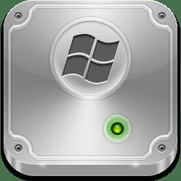 Hard Drive Vista icon