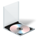 Cd jewel case icon