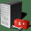 Computer preferences icon