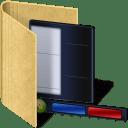 Folder startmenu icon