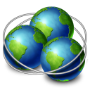 Network ring icon