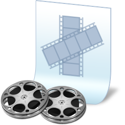 Document film icon