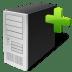 Computer-add icon