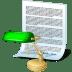 Document-desk icon