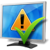 Monitor-ok icon