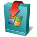 Windows-download icon