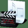 Document-movie icon