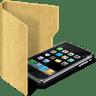 Folder-iphone icon