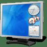 Monitor-desktop icon