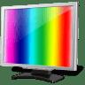 Monitor-test icon