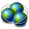 Network-ring icon