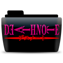 Deathnote-text icon