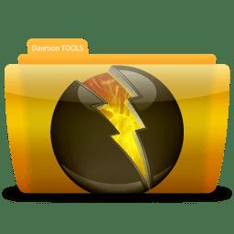 Daemon tools icon