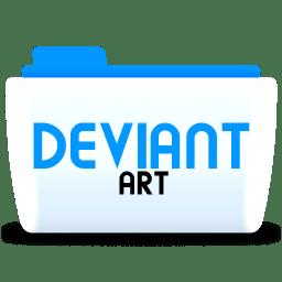 Deviantart Icon Colorflow Iconset Tribalmarkings