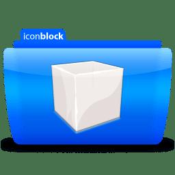 Iconblock 2 icon