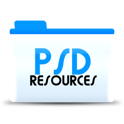 Psd resources icon