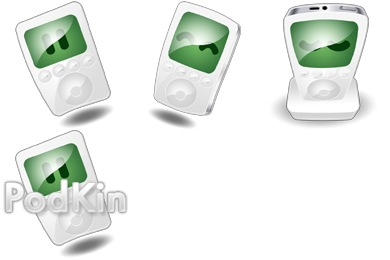 Pod Kin Icons