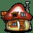 Smurf-House-Exterior icon