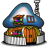 Smurf-House-Smurfette icon
