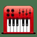 Audio midi icon
