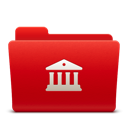 Folder Libraries icon