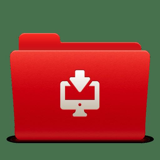 Folder Downloads icon