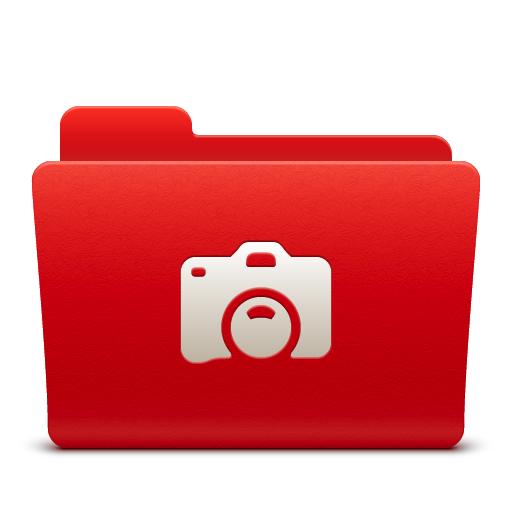 Folder Photos icon