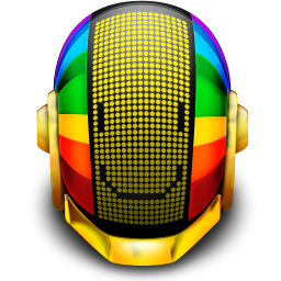 Guyman Helmet Smiley icon