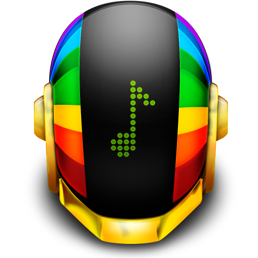 Guyman Helmet Music icon