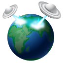 Earth-attack icon