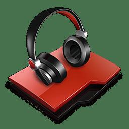 audio folder icon