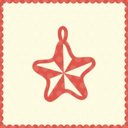 Decoration star icon