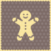 Gingerman icon